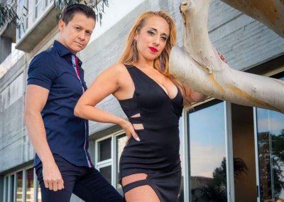 John Narvaez & Liz Rojas