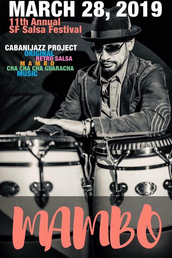 SF Salsa Festival 2018 Flyer